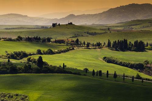 Photo of Russisk kapital på jagt efter vingård i Toscana