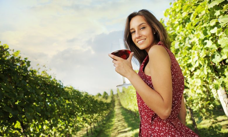 Kvindelige vinproducenter